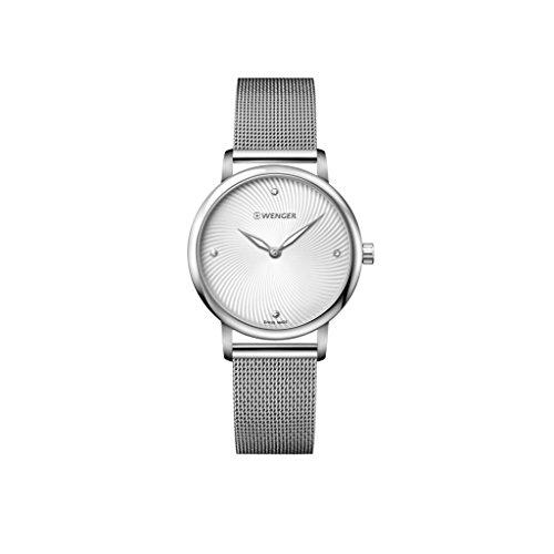 WENGER Watch 01.1721.107 Women Steel