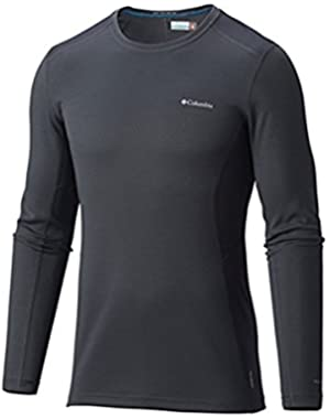 Columbia Men's Midweight Mesh Long Sleeve Top