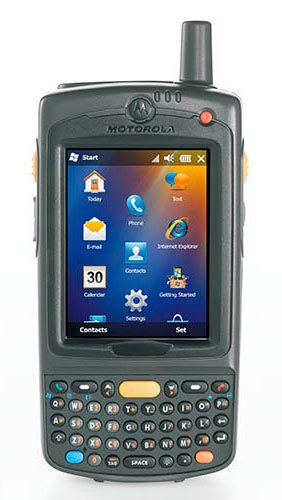 Motorola-MC75-Handheld-Computer-MC75A8-P4ESWDRA9WR-GPS-3G-WWAN-EVDO-REVA-CDMA-SPRINT-WLAN-80211abg-2D-IMAGER-CAMERA-256MB1GB-DSD-KEY-PAD-Windows-Mobile-65-15X-BATTERY-Bluetooth