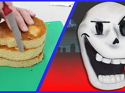 Papyrus Cake Undertale