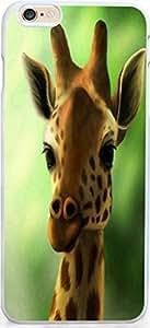 Case For Iphone 6 Dseason, Iphone 6 (4.7) Case New Slim Hard Unique Design Christian Quotes Hd giraffe