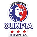 CD Olimpia - Honduras Football Soccer Futbol - Car Sticker - 5