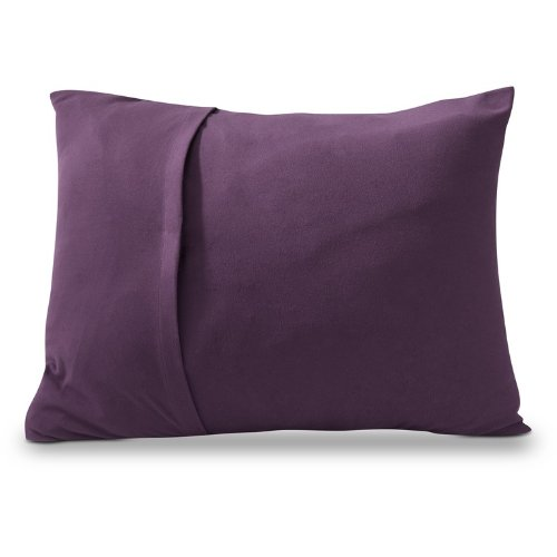 Therm-a-Rest Trekker Stuffable Travel Pillow Case, Eggplant (Therm Pillow A-rest Neoair)