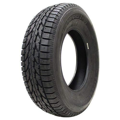 Firestone Winterforce 2 UV Studable-Winter Radial Tire - P235/70R16 104S by Firestone