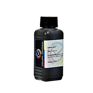 Tinta sublinova Black 100 ml compatible con cartuchos Epson T1281 ...