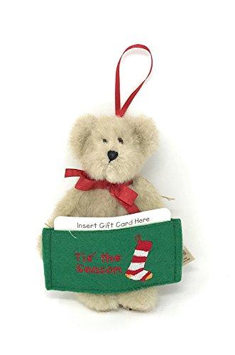 Boyd's Head Bean Collection Gift Card Holder Tis' the Season by Boyd's
