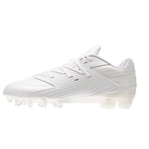 discount good selling adidas Originals Men's Freak X Carbon Low Football Shoe White/White/White free shipping online extremely cheap price MFYNizFUwv