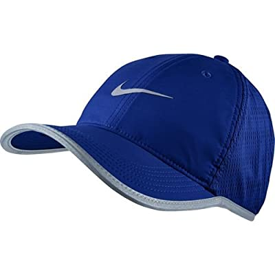 NIKE Mens Run Knit Mesh Adjustable Running Hat by Nike