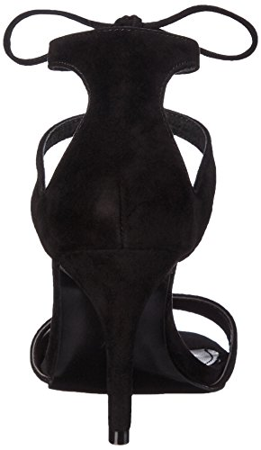Steve Madden Salsaa vestido de la sandalia Black