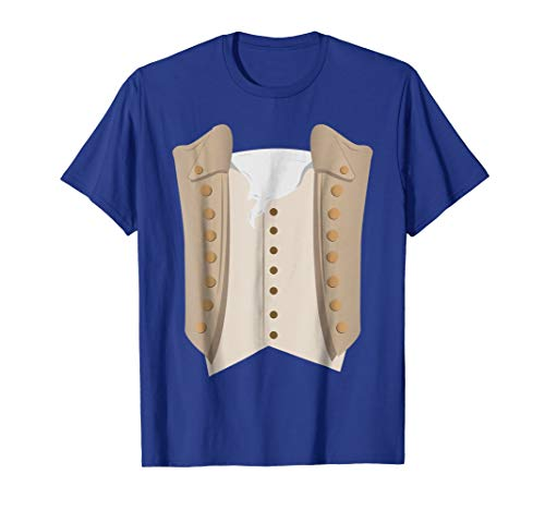 Alexander Hamilton Costume Kids And Adults Shirt]()