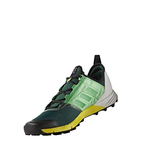 adidas Terrex Agravic Speed, Stivali da Escursionismo Uomo, Verde (Veruni/Verene/Amabri), 44 EU