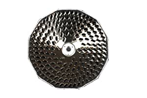 Paderno World Cuisine Sieve with 5/32-Inch Perforations