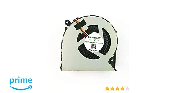 Eathtek Replacement CPU Cooling Fan for TOSHIBA Satellite C850 C855 C870 C875 L850 L870 L870D L875 L875D series 3 pin Compatible with part# DFS501105FR0T KSB06105HA MG62090V1-Q030-S99