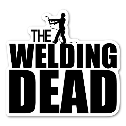 The Welding Dead Decal