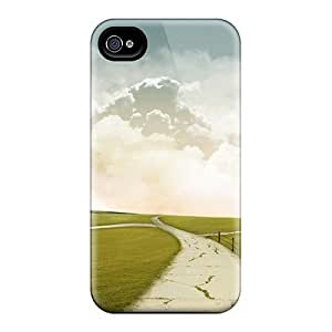 6 Scratch-proof Protection Cases Covers For Iphone/ Hot 3d Fantasy Phone Cases