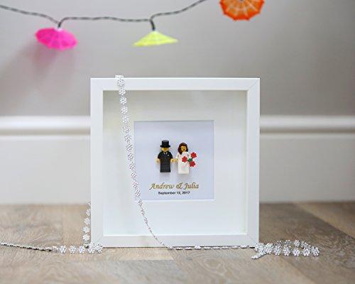Lego Wedding Gift - Custom Your Couple!