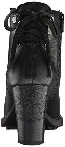 Aerosoles Women's Fact Fiction Ankle Boot Black Leather Diqnka0R