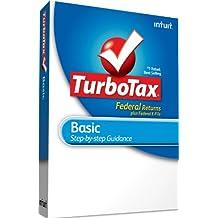 TurboTax Basic Federal + e-File 2010 - [Old Version]