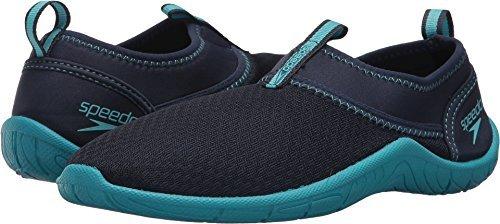 Speedo Women's Tidal Cruiser Water Shoes B07663LX3N 10 B(M) US|Navy/Blue