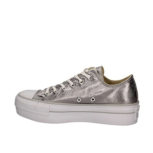 Converse Mujer Mujer Converse Sneakers Plata Sneakers 556787C 556787C wzdqtfRwC