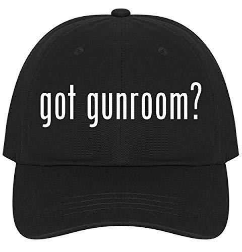 The Town Butler got Gunroom? - A Nice Comfortable Adjustable Dad Hat Cap, Black