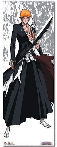 Great Eastern Entertainment Bleach Ichigo Oversized Wall Scr