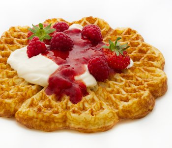 Wilfa Traditional Norwegian Waffle Maker WAD-619B (Black), 1700-Watts, Made in Norway by WAD-619B (Image #4)