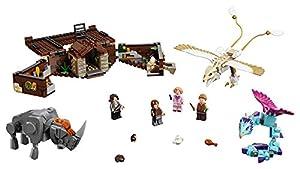 LEGO Fantastic Beasts Newt's Case Magical Creatures