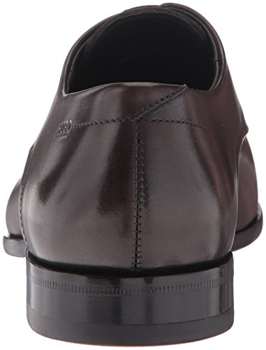 Pictures of C-Dresios Leather Lace Up Derby Shoe Dark Brown 7