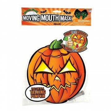 Talking Pumpkin (Talking Pumpkin Mask)