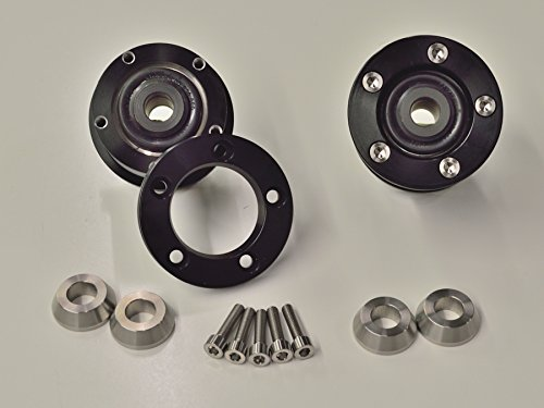 Monoball Suspension Upgrade Kit for BMW E39 - Front Upper Control Arm ()