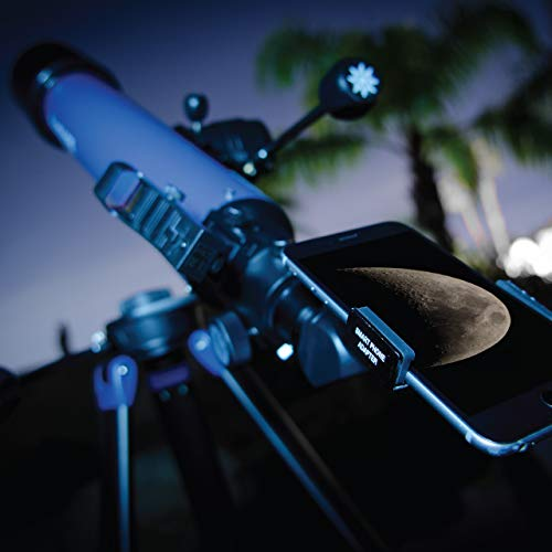 Meade Instruments 234001 Star Pro AZ 70mm Refracting Telescope and Smart Phone Adapter by MEADE (Image #9)