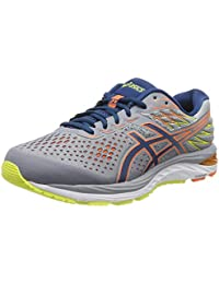 Tênis Asics Gel-Cumulus 21 Shine Sheet Rock/Mako Blue Masculino
