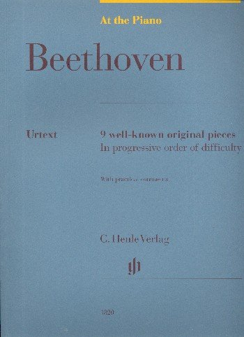 Download Beethoven: At the Piano (9 Well-Known Original Pieces) pdf epub