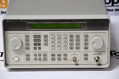 Agilent Keysight 8648B Synthesized RF Signal Generator 100khz-2000MHz (Renewed)