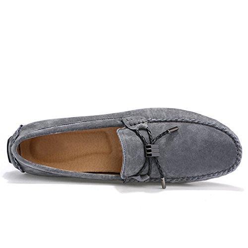 Miyoopark , Mocassins pour homme - gris - gris, 39