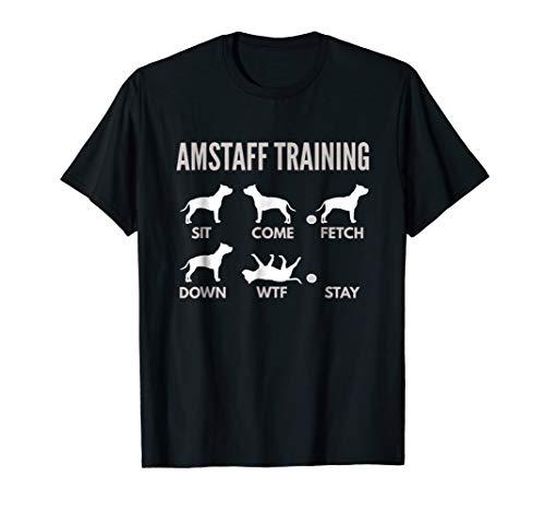 Staffordshire American Terrier - American Staffordshire Terrier Shirt - AmStaff Training