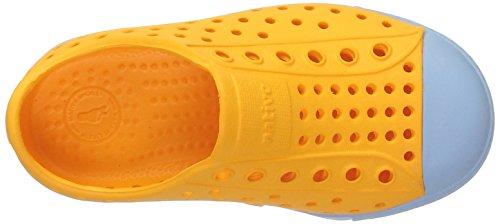 Native Kids Jefferson Water Proof Shoes, Marigold Orange/Sky Blue, 5 Medium US Big Kid by Native Shoes (Image #8)