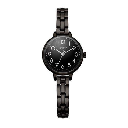 c98f4ffe7 Buy Julius Women's Wrist Watch Hodinky Zegarek Damski Ja-879 Black Online  at Low Prices in India - Amazon.in