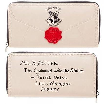 Monedero Carta de Ingreso. Harry Potter: Amazon.es: Hogar