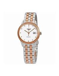 Longines Flagship Automatic Diamond White Dial Ladies Watch L4.374.3.99.7
