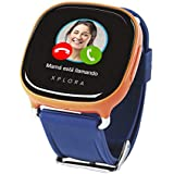 Reloj EXPLORA 1 Naranja/Azul