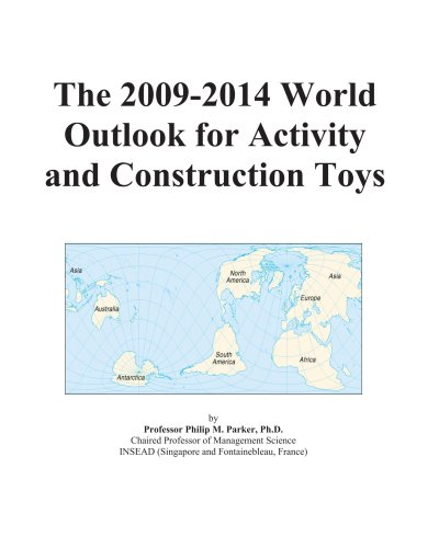 The 2009-2014 World Outlook for Activity and Construction Toys