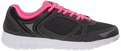 Fila Womens Nrg Running Shoe Castlerock / Knock Out Rosa