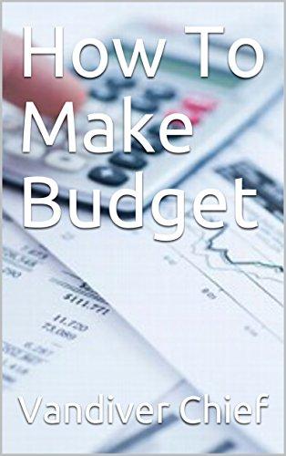 How To Make Budget