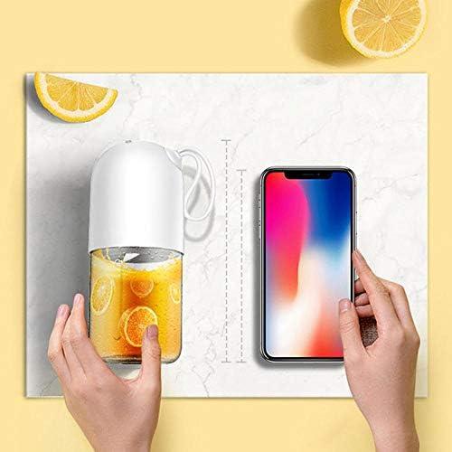 Juicer 300 ml Portable Mélangeur Électrique Multifonction Sans Fil Mini USB Rechargeable Jus Tasse Voyage Mélangeur De Fruits