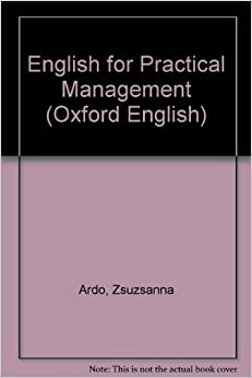 English for Practical Management (Oxford English)