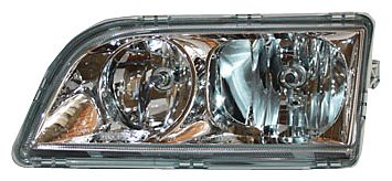 - TYC 20-6498-00 Volvo S-40 Driver Side Headlight Assembly