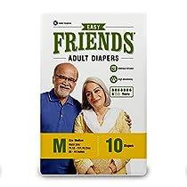 Friends Adult Diaper Easy Medium Pack of 3