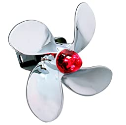 Bully CR-402L Propeller Hitch Cover with LED